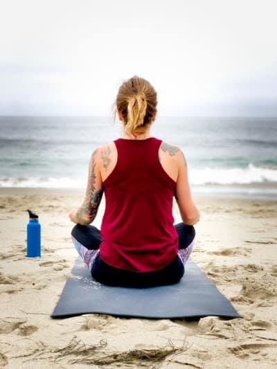 808 Wellness meditation