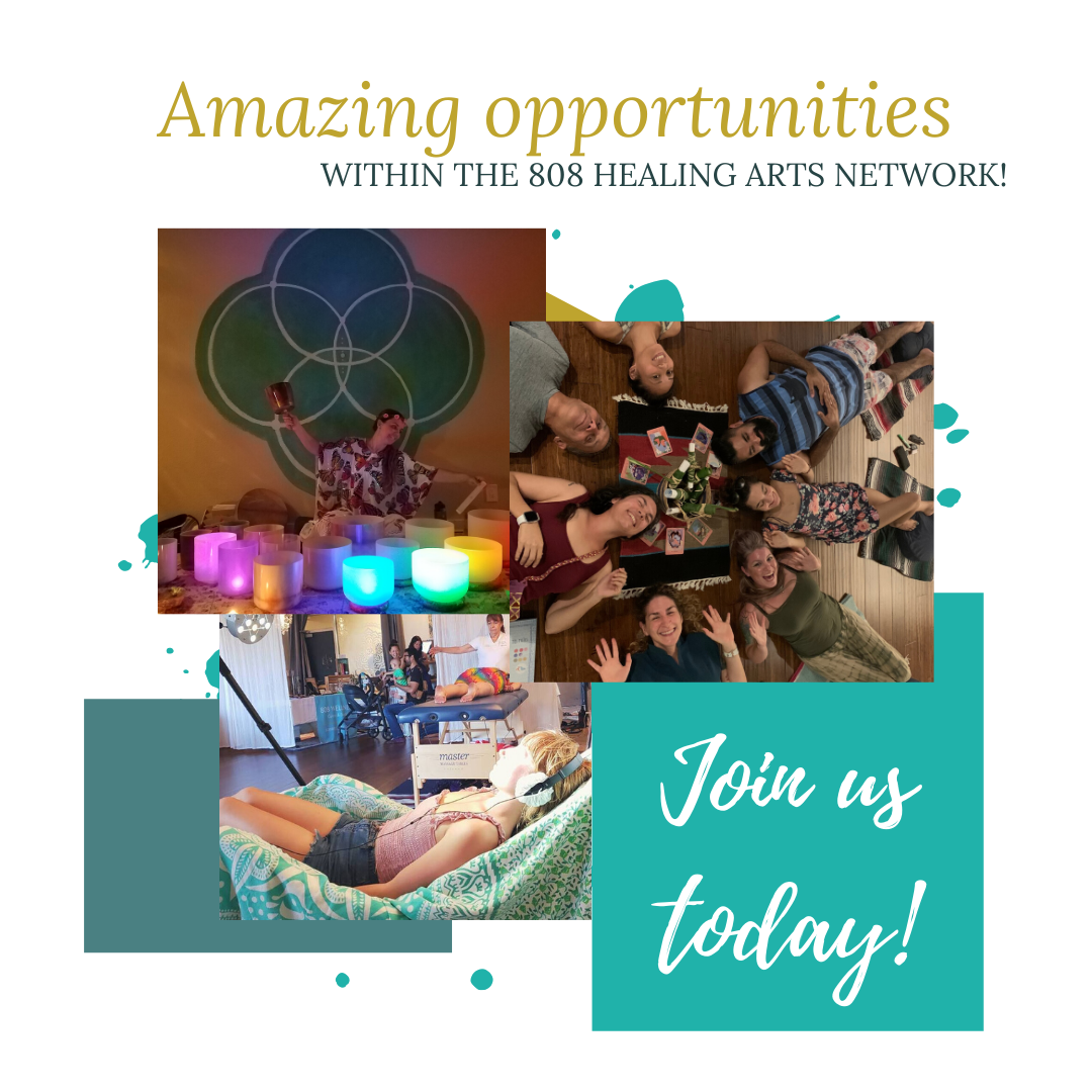 808 Healing Arts Network Opportunities