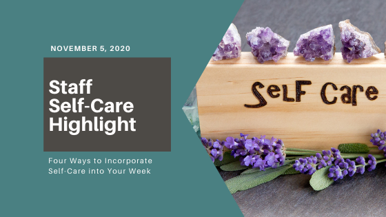 808 Wellness Staff Self-Care Highlight